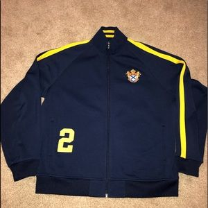 Ralph Lauren polo Track Jacket! This is a Gem!